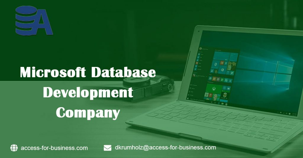 Microsoft Database Development Company in New Jersey