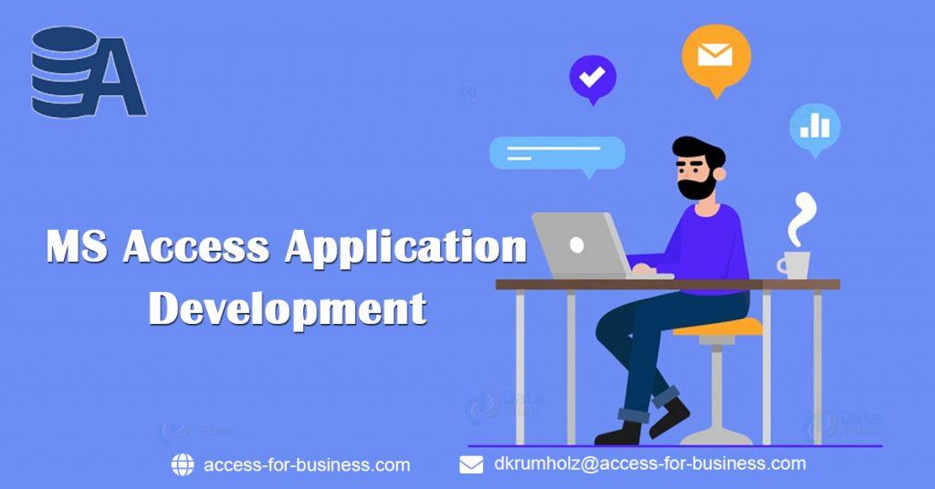 MS Access Application Development New Jersey