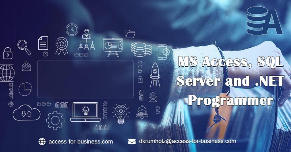 Microsoft-Access-Programmers-New Jersey
